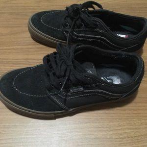 Black Old School Vans